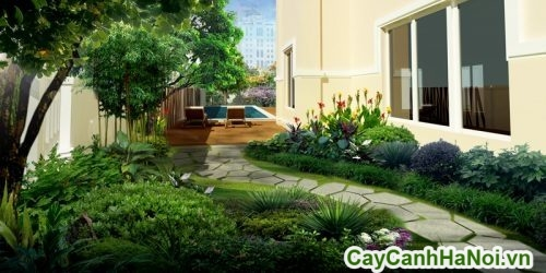 canh-quan-san-vuon-1-500x326 Cảnh quan sân vườn đẹp với ánh sáng