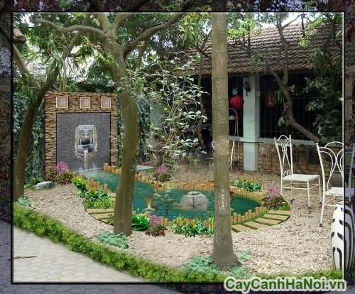 tieu-canh-dep-ha-noi-06-500x414 Tiểu cảnh đẹp hà nội thiết kế sân vườn